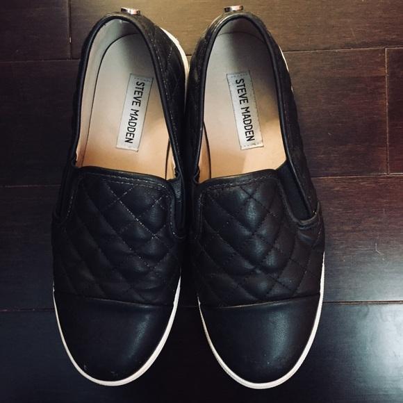 d0dcdbbaf8a Steve Madden Ecentrcq Slip-on Sneakers